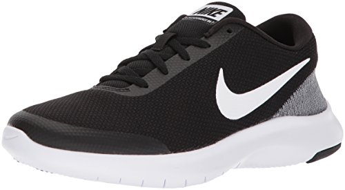 Running white white 7 Wide Experience Black Us Nike Flex 11 Women's Shoe BqInaZx