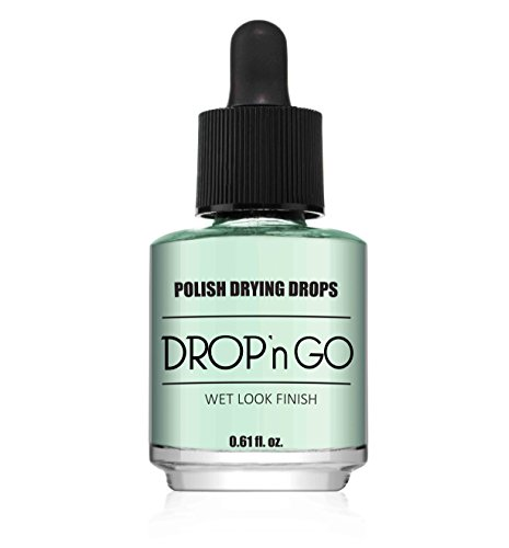 (Duri Cosmetics Drop'n Go Polish Drying Drops, 0.61 fl. oz.)