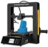 ELEGOO Neptune 3D Printer FDM 3D Printer Full Metal Print Size 8'x8'x8' Compatible with TPU/PLA/ABS Filament