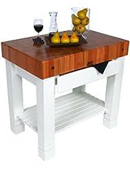 Rectangular Table In Alabaster Base Cherry