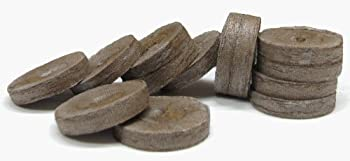Root Naturally Jiffy-7 42mm Peat Pellets - 50 Count - grow medium for your cannabis growing setup