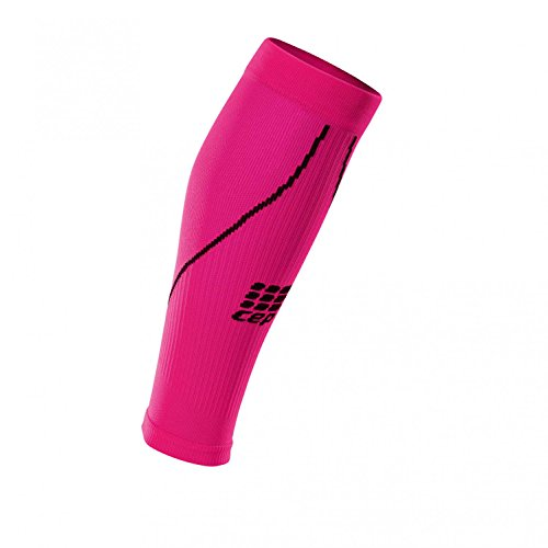 CEP Sleeve Cep Pro+ Calf Sleeves 2.0 - Calcetines Rosa - rosa