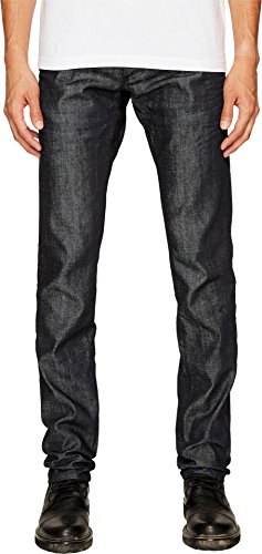 DSQUARED2  Men's Dark Wash Slim Jeans in Blue Blue Jeans (Dsquared2 Men Pants)