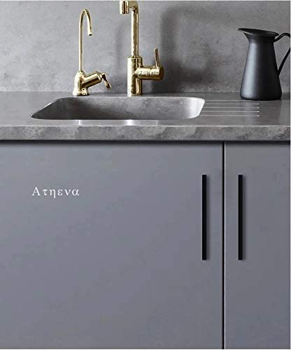 3 Pcs Viborg Hk Deluxe Kitchen Cabinet Door Knobs 7 5 Inch Drawer