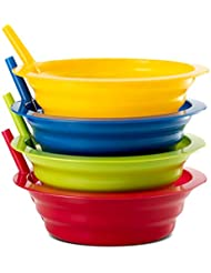 Amazon.com: Cereal Bowls: Home & Kitchen: Soup-Cereal