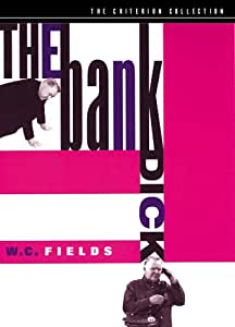 The Bank Dick (The Criterion Collection)