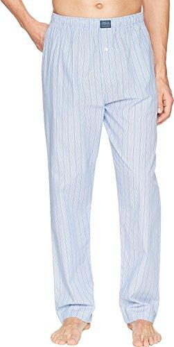 Polo Ralph Lauren Men's Woven Stripe PJ Pants Andrew Stripe Medium