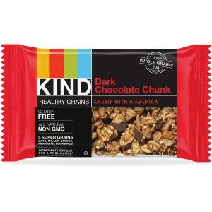 Kind 18082 Healthy Grains Bar44; Dark Chocolate Chunk44; 1.2 oz. by KIND