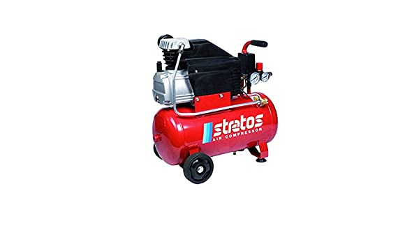 Compresor Stratos 24 de aceite de tipo coaxial con cilindro de fundido. costruito (conformità al más Severe normative internacionales.