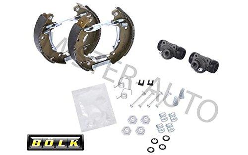 BOLK BOL-12180 Kit de freins arriè re pré monté s