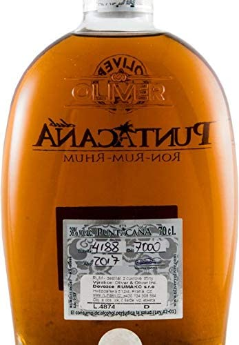 Rum Punta Cana Club Esplendido: Amazon.es: Alimentación y bebidas