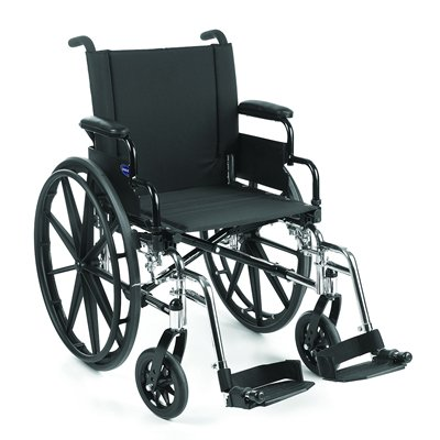 9000 XT Lightweight Wheelchair - 16