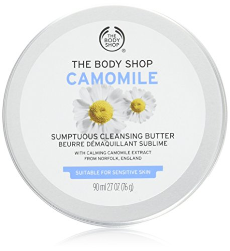 The Body Shop Camomile Sumptuous Cleansing Butter, 2.7 Oz -