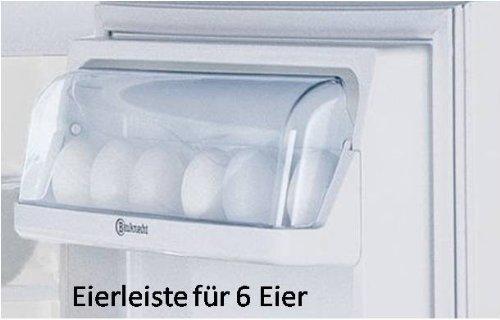 Amica Kühlschrank Auffangbehälter : Bauknecht kri 1559 einbaukühlschrank a 125 kwh jahr kühlen