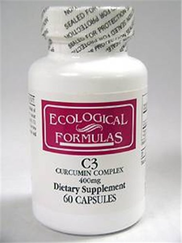 Ecological Formulas Curcumin Complex Capsules product image