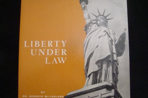 Price comparison product image Kenneth McFarland Presents Liberty Under Law LP