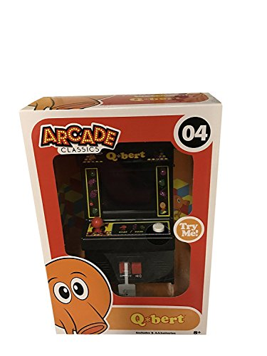 Original - 1 Pack - Qbert Classic Mini Arcade Game for sale  Delivered anywhere in USA