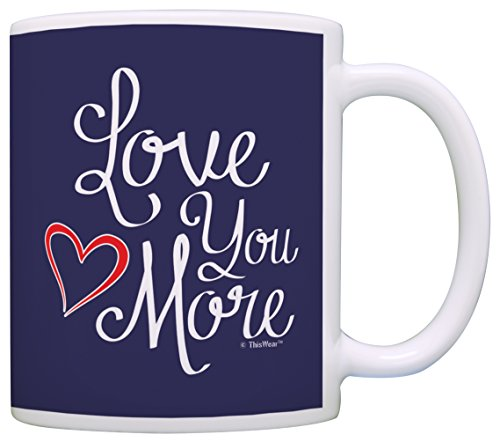 Used, Boyfriend Girlfriend Gifts Love You More Heart Anniversary for sale  Delivered anywhere in USA