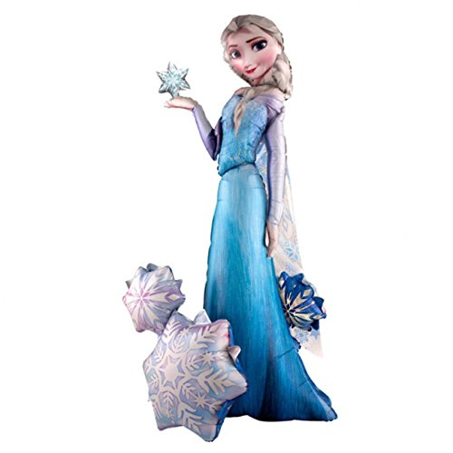 Anagram International Elsa the Snow Queen Air Walker, -