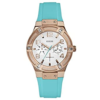 : Guess w0564l3 Mujer Jet Setter – Multifunción