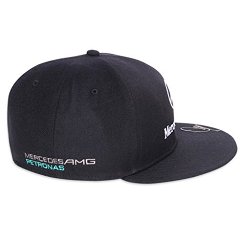 Genuine mercedes benz amg petronas lewis hamilton puma for Mercedes benz caps hats