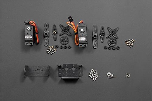 DFRobot DF05BB Tilt/Pan Kit (5kg)