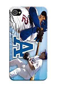 iphone 5c Protective Case,Fashion Popular Los Angeles Dodgers Designed iphone 5c Hard Case/Mlb Hard Case Cover Skin for iphone 5c WANGJING JINDA