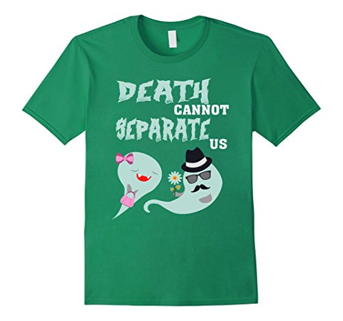 Mens Funny Shirt For Couple. Halloween Costume Ideas. Medium Kelly Green
