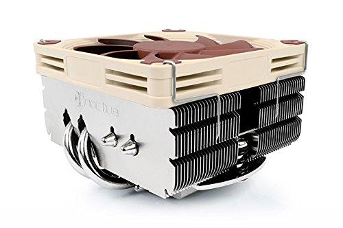 4 opinioni per Noctua NH-L9x65 SE-AM4 Special Edition Dissipatore per CPU Low Profile, Nero