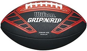 Wilson Grip N Rip Rd - Balón de fútbol Americano para niños, Color ...