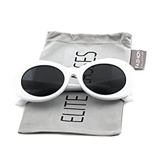 Clout Goggles Oval Hypebeast Eyewear Supreme Glasses Cool Sunglasses