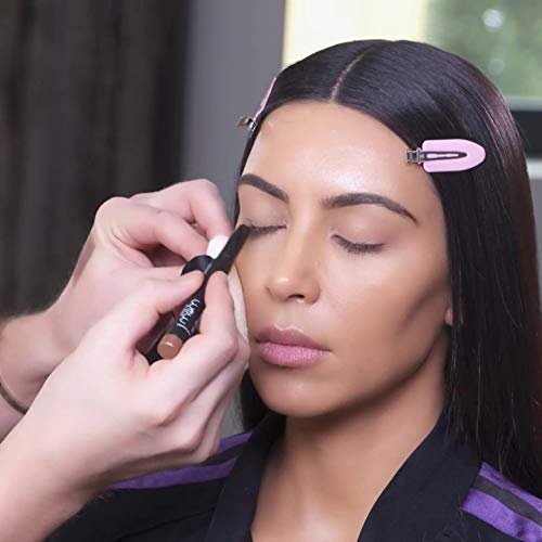 12PCS No Bend Hair Clips, Aniwon No Crease Hair Clips, Makeup No Bend Hair Clips for Women for Hair Styling and Makeup Application