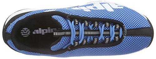 ALPINA 680267, Scarpe da Escursionismo Unisex - Adulto Blu (Blu Chiaro)