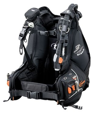 (TUSA Conquest BC/BCD Jacket Style Scuba Diving Buoyancy Compensator)