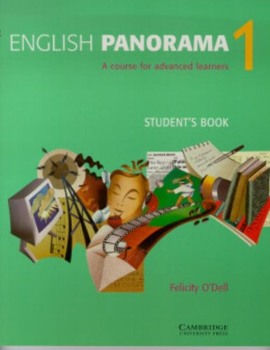 English Panorama 1 Student's book: A Course for Advanced Learners (Bk.1)