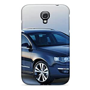 Anti-scratch And Shatterproof Volkswagen Passat Variant 2006 Phone Case For Galaxy S4/ High Quality Tpu Case
