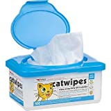 Petkin Deodorizing and Conditioning Wipes For Cats and Kittens, My Pet Supplies