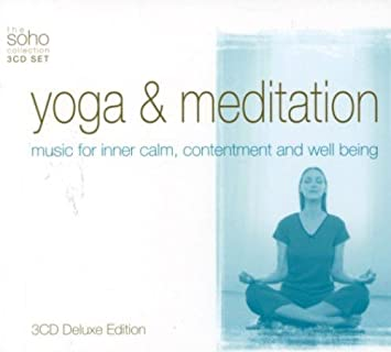 VARIOUS ARTISTS - Yoga & Meditation - Amazon.com Music