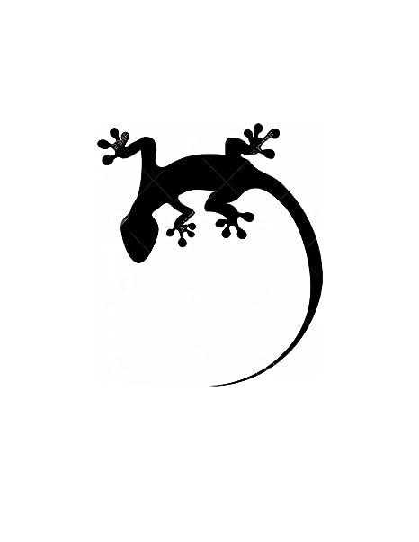 Amazon Com Lizard Stencil Made From 4 Ply Matboard