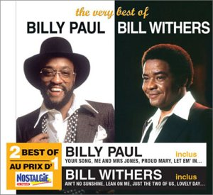 Billy Paul - Very Best Of Billy Paul & Bill Withers - Zortam Music