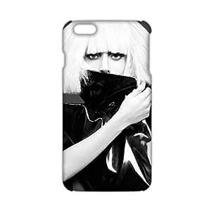 Lady Gaga 3D Phone Case for iPhone 6 Plus
