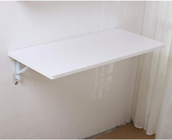 40 30cmwall Mount Table Pliante Peinture Blanche Cuisine