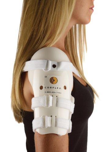 Corflex Short Sarmiento Humeral Fracture Brace-L - White by Corflex
