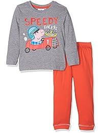 Boys Space Rocket George Long Sleeved Pyjamas by BestTrend