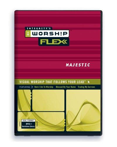 - iWorship FLEXX Majestic MPEG DVD-Rom Library