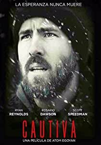 Cautiva The Captive Ryan Reynolds Pelicula En Dvd Edicion