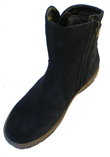 Waldläufer 533913-735-021 Hoja mujer boots Azul