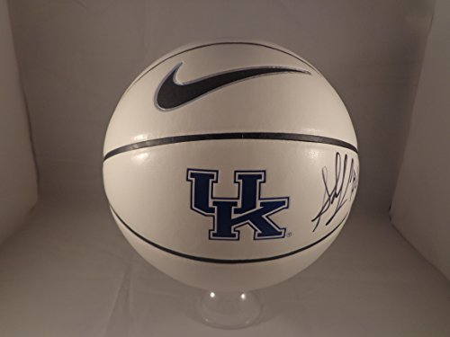 - Skal Labissiere - Hand Signed UK Wildcats