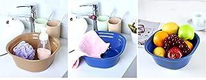 Kekow Plastic Dish Basin