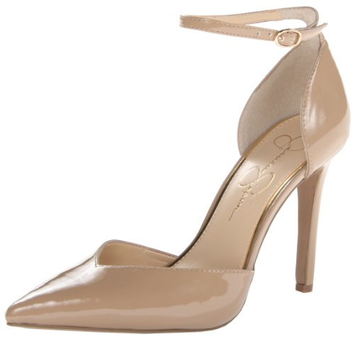 Jessica Simpson nude pumps -